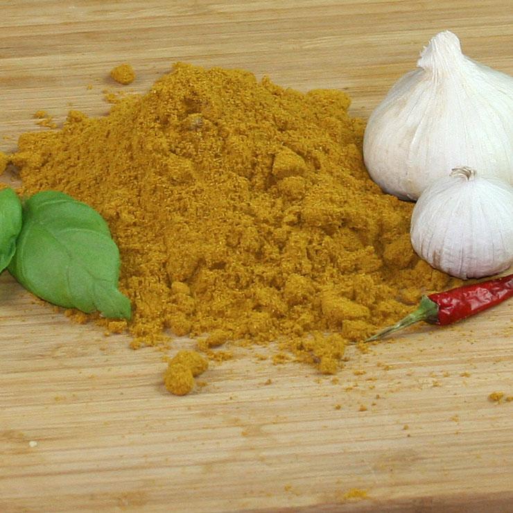 Curry Java mild