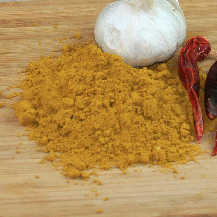 Curry-Englisch