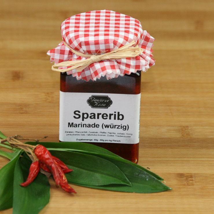 Sparerib-Marinade