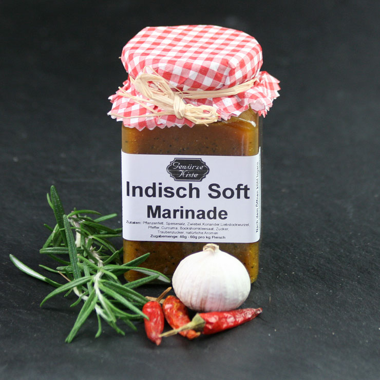 Indisch-Soft-Marinade