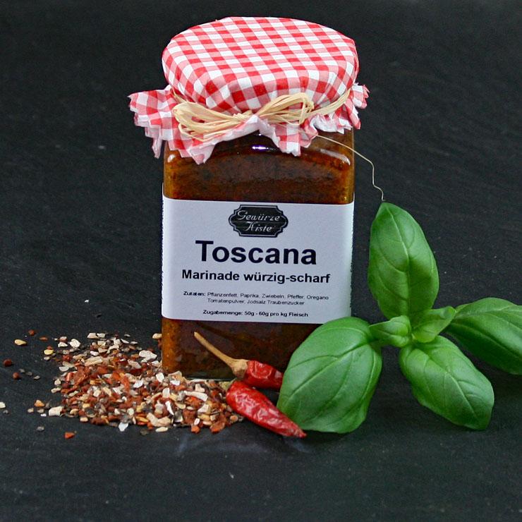 Toscana-Marinade