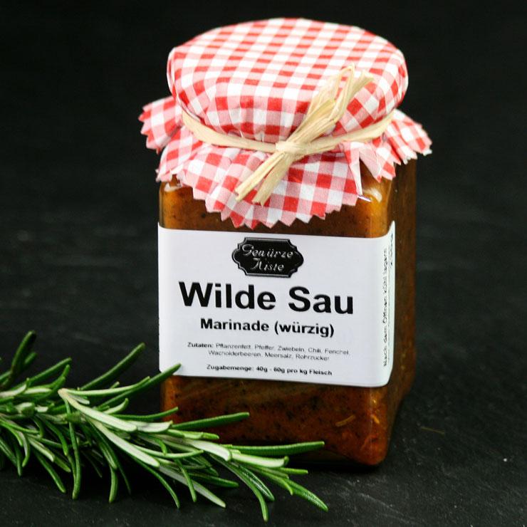 Wilde-Sau